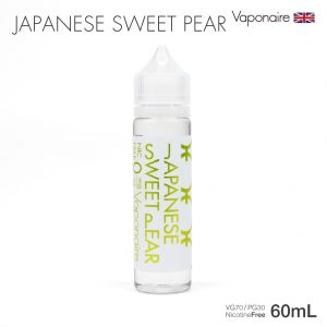 Vaponaire JAPANESE SWEET PEAR 60mL