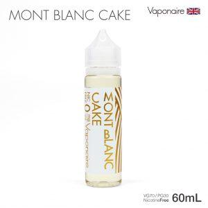 Vaponaire MONT BLANK CAKE 60mL